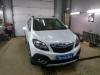 Opel Mokka ustanovka zamka na KPP