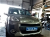 Peugeot Partner Tepee ustanovka kameri zadnego vida