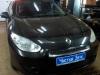 Renault Fluenc ustanovka signalizacii StarLine A93