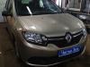Renault Logan ustanovka golovnogo ustroistva i koaksialnih dinamikov