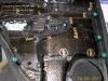 Шумоизоляция салона звукопоглащающим материалом STP а/м Honda CR-V.JPG