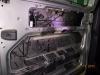 Шумоизоляция сдвижной двери вибропластом  Volkswagen Transporter (2).JPG