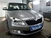 Škoda Fabia ustanovka 2-h komponentnoi akustiki,usilitelia,nastroika processernoimagnitoli