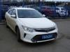 Скрытая установка радара на Toyota Camry