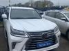 Tonirovanie stekol i bronirovanie porogov, far, kapota i ustanovka signalizacii na Lexus LX450D