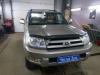 Toyota 4Runner ustanovka zadnego vida i monitora SHO-ME