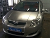 Toyota Auris ustanovka signalizacii StarLine A93