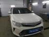 Toyota Camry chasticnai shumoisoliatsia salona i lokerov
