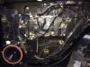 Toyota Camry шумоизоляция (38)