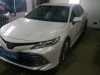 Toyota Camry ustanovka signalizacii Pandora DX-90