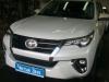 Toyota Fortuner ustanovka protivougonnogo kompleksa i setki v bamper