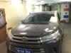 Toyota Highlander shumoisoliatsia pyatoi dveri