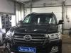 Toyota Land Cruiser 200 ustanovka podkrilok