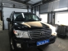 Toyota Land Cruiser 200 ustanovka signalizacii StarLine A96