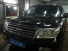 Toyota Land Cruiser 200 ustanovka signalizacii StarLine S96