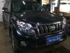 Toyota Land Cruiser Prado 150 ustanovka golovnogo ustroistva