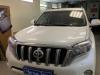 Toyota Land Cruiser Prado 150 ustanovka setki v bamper i signalov Hella