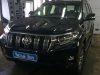 Toyota Land Cruiser Prado 150 ustanovka signalizacii Prizrak 8GL