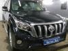 Toyota Land Cruiser Prado 150 ustanovka zamka na KPP