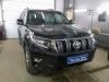 Toyota Land Cruiser Prado 150 ustanovka zamka na rulevoi val