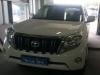 Toyota Land Cruiser Prado ustanovka signalizacii Prizrak 830