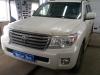 Toyota Land Cruiser ustanovka signalizacii Prizrak