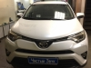 Toyota RAV 4 ustanovka kombo-ustroistva i zamka na KPP