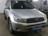 Toyota RAV 4 ustanovka usilitelia i izgotovlenie korpusa sabvufera