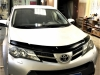 Toyota RAV4 shumoisolytsia dverei