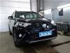 Toyota RAV4 ustanovka radar-detektora