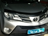 Toyota RAV4 ustanovka signalizacii StarLine S96