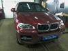 Ustanovka besshtirevogo zamka na BMW X6