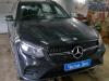 Ustanovka besshtirevogo zamka na Mercedes-Benz GLC 250