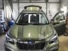 Ustanovka farkopa na Subaru Forester