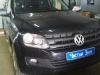 Ustanovka golovnogo ustroistva, kameri zadnego vida i videoregistratora na Volkswagen Amarok