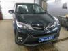 Ustanovka golovnogo ustroistva i kameri zadnego vida i zamena lamp na Toyota RAV 4