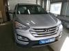 Ustanovka golovnogo ustroistva na Hyundai Santa Fe