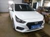 Ustanovka golovnogo ustroistva na Hyundai Solaris