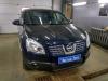 Ustanovka golovnogo ustroistva na Nissan Qashqai