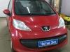 Ustanovka golovnogo ustroistva na Peugeot 107