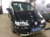 Ustanovka golovnogo ustroistva na Volkswagen Sharan