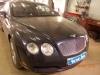 Установка камеры заднего вида на  Bentley Continental GT.JPG