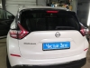 Установка камеры заднего вида на Nissan Murano (5)