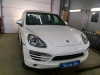 Ustanovka kombo-ustroistva na Porsche Cayenne