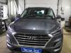 Ustanovka mechanicheskoi zashiti bloka upravleniem dvigatelia na Hyundai Tucson