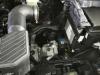 Ustanovka mechanicheskoi zashiti bloka upravleniem dvigatelia