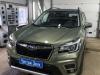 Ustanovka perekladin na reilingi Subaru Forester