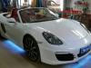 Установка подсветки днища а/м Porsche Boxster.jpg