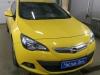 Ustanovka sabvufera i usilitelia na Opel Astra