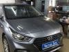 Ustanovka signalizacii na Hyundai Solaris